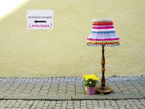 Lampenfieber ? von Juliane Tenner-Hebel
