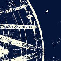 Moon and Big Wheel von erich-schall