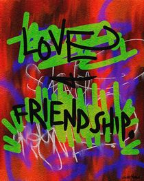 Love & Friendship  by Vincent J. Newman
