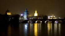 Prag bei Nacht by k1ngp1n