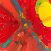 Abstrakte Mosaik #8 von badrig