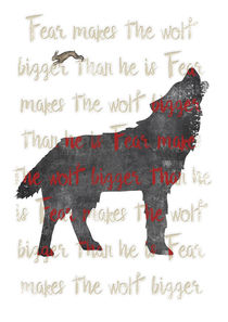 Fear the Wolf von Sybille Sterk