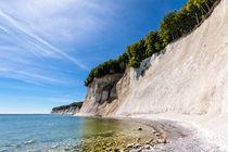 Kreidefelsen auf der Insel Rügen by Rico Ködder