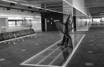Akt im Flughafen von Kamran von Kleist
