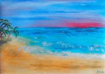 Idyllic Beach by Izabella Czaplinska