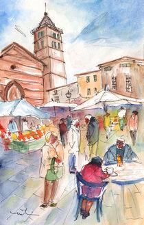 Sineu Market In Majorca 01 von Miki de Goodaboom