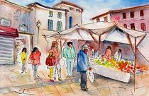 Sineu Market In Majorca 02 von Miki de Goodaboom