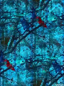 Dream in blue von badrig