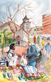 Sineu Market In Majorca 03 von Miki de Goodaboom