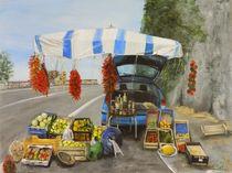 Pop-up Grocers  von Susanna Lamy