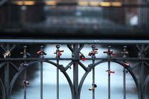Liebesschlösser - love locks by Ariane Hessenius