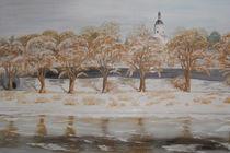 Mulde bei Nerchau by Barbara Kaiser