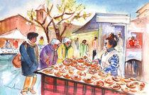 Sineu Market In Majorca 04 von Miki de Goodaboom