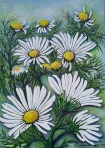 Kamille Blumen by G.Elisabeth Willner