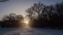 Sonnenuntergang by Ralf Warnecke