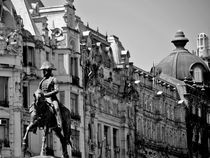 Oporto historic buildings by a-costa