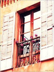 Vintage Fenster Süden by Sandra  Vollmann