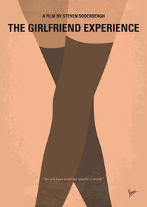 No438 My The Girlfriend Experience minimal movie poster by chungkong