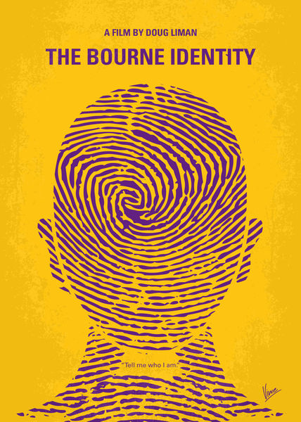 No439-my-the-bourne-identity-minimal-movie-poster