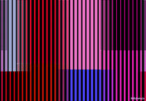 Farbige Linien von badrig