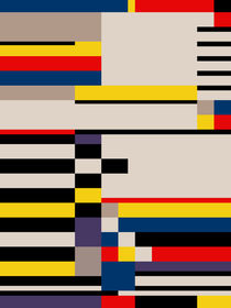 BAUHAUS ASYMMETRY von THE USUAL DESIGNERS