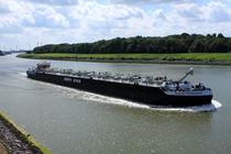 Rotterdam Canal von Aidan Moran