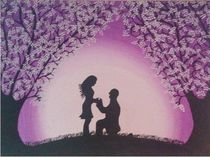 Midnight Proposal by Samantha Lyon