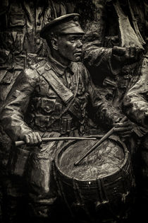 Drummer Boy by David Pringle