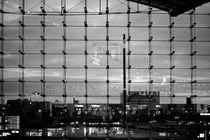 Berliner Nachtlichter  von Bastian  Kienitz