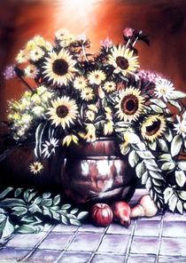 my sunflowers von artsoni