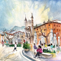 Soller In Majorca 02 von Miki de Goodaboom