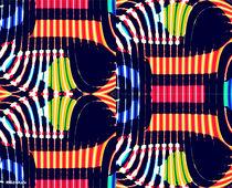 Abstract composition von badrig