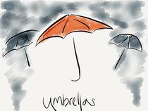 Umbrellas by Jerry Fess