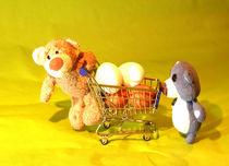 Wenn zwei Bären Eier holen... von Olga Sander