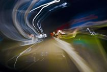MAGIC LIGHTS - ILLUMED FREEWAY XX by Thomas Kretzschmar