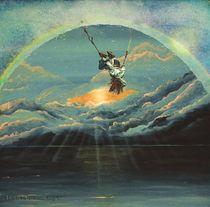 Die Regenbogen Schaukel von Marie Luise Strohmenger