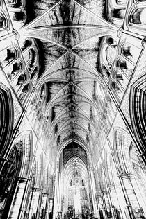 Southwark Cathedral London Art by David Pyatt