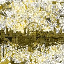 london skyline 3, london,england von bekimart