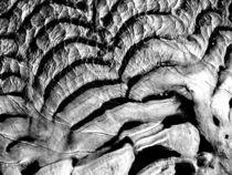 Sandstrukturen02 von Wolfgang Wende