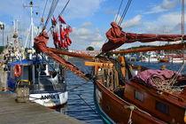 Hafen by Ute Bauduin