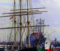 Die Museumsschiffe von Peter Norden