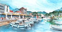 Port De Soller 04 von Miki de Goodaboom