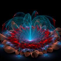Feuerblume von Viktor Peschel