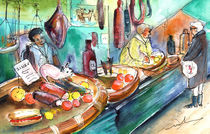 Sineu Market In Majorca 07 von Miki de Goodaboom