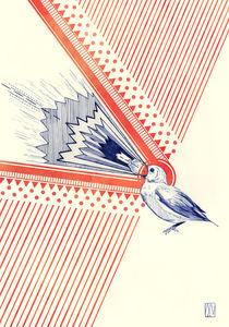 Birds - Sparrow by Mark Venter