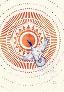 Birds - Duck von Mark Venter
