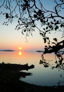 Sunrise in the archipelago by Thomas Matzl
