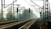 Morning train coming von k1ngp1n