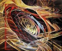 Black hole in cosmos of art von artsoni