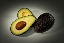 Avocados 9 by Erhard Hess